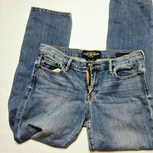 Lucky Brand Sweet N Straight Jeans Medium Wash